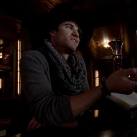 Darren Criss as <a href=