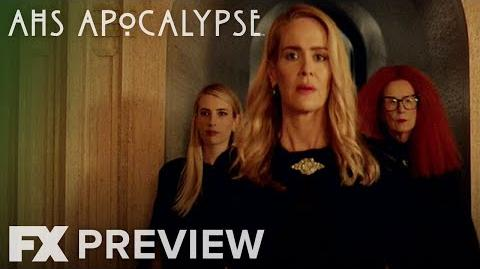 American Horror Story Apocalypse Season 8 Ep. 2 The Morning After Preview FX
