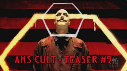 """AHS Cult - Teaser 9 """"N° 017"""""""