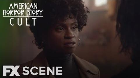 American Horror Story Cult Season 7 Ep. 7 Kai's Betrayal Scene FX