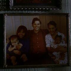 Семейный портрет Уолкеров