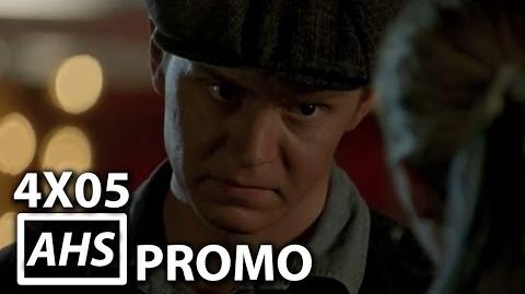 """American Horror Story Freak Show 4x05 """"Pink Cupcakes"""" Promo"""