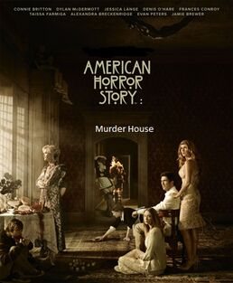 Ameircan horor story murder house