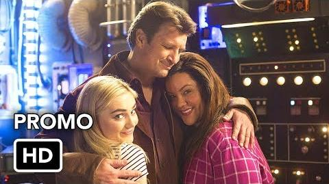 "American Housewife 2x23 Promo ""Finding Fillion"" (HD) ft. Nathan Fillion"