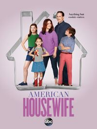 American Housewife S1 poster