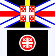 Cromwellingtonist Flag