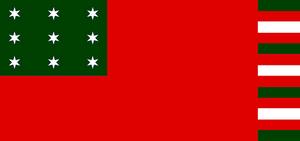 Flag of CSM