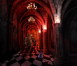 Queen Castle interior
