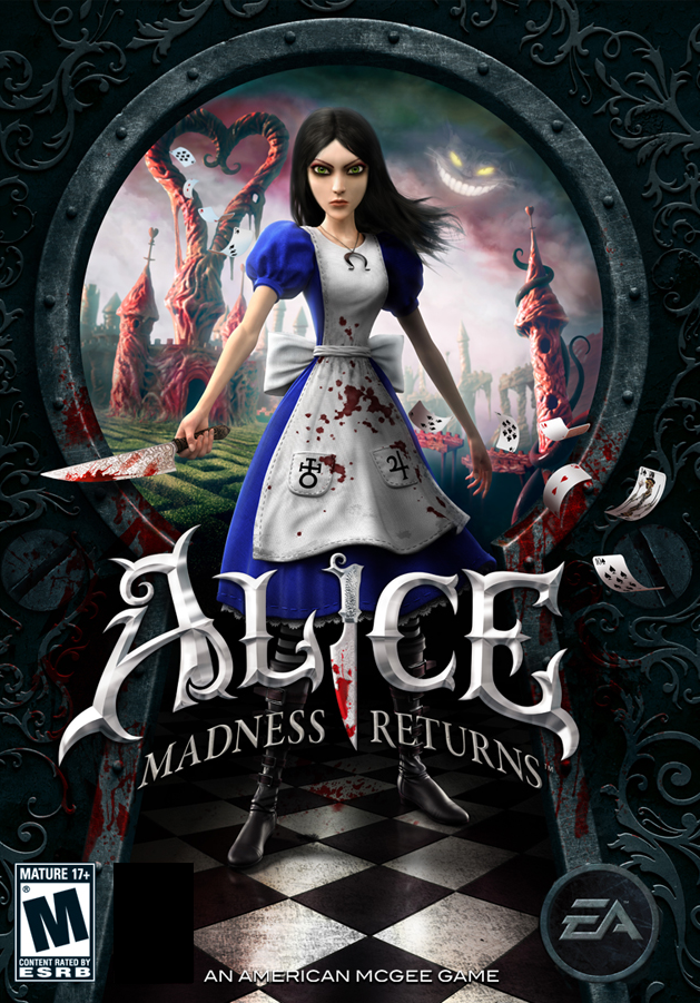 Kết quả hình ảnh cho Alice Madness Returns - The Complete Collection