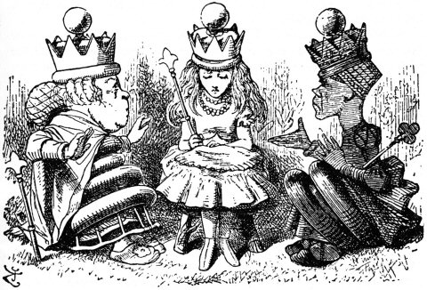 File:White and Red Queens arguing.jpg