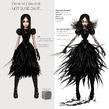 Harvest dress concept