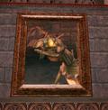 Jabberwock portrait