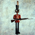 Toy Soldier render