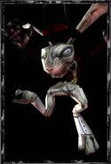 Characters rabbit