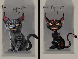 Cheshire Cat asylum