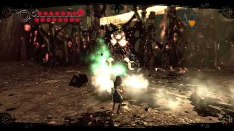 Alice Madness Returns - Fastest Colossal Ruin kill