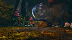 Mock Turtle globe