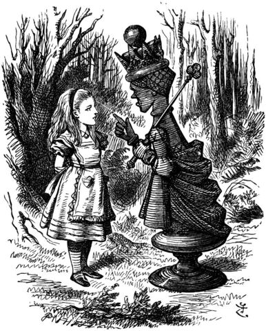 File:Red Queen chastises Alice.jpg