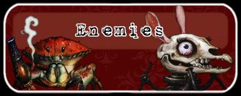 AMR enemies