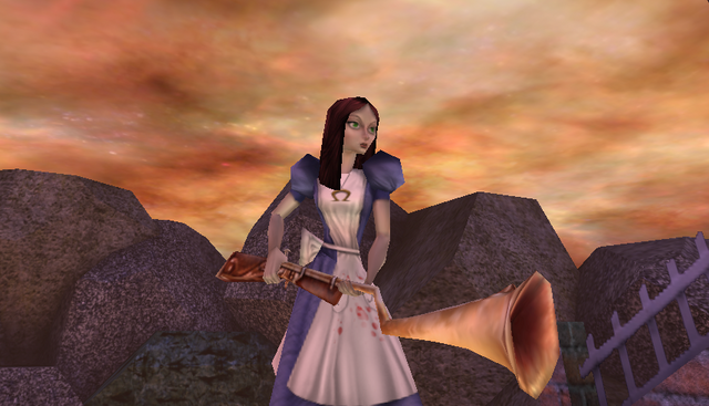 File:Alice using the Blunderbuss.png