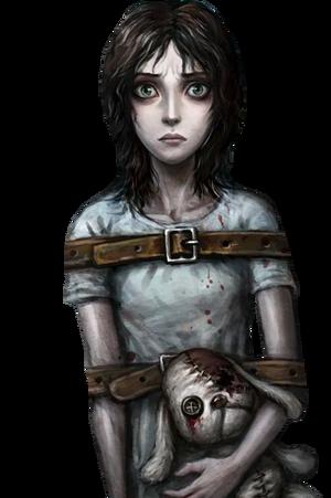 Alice belt render