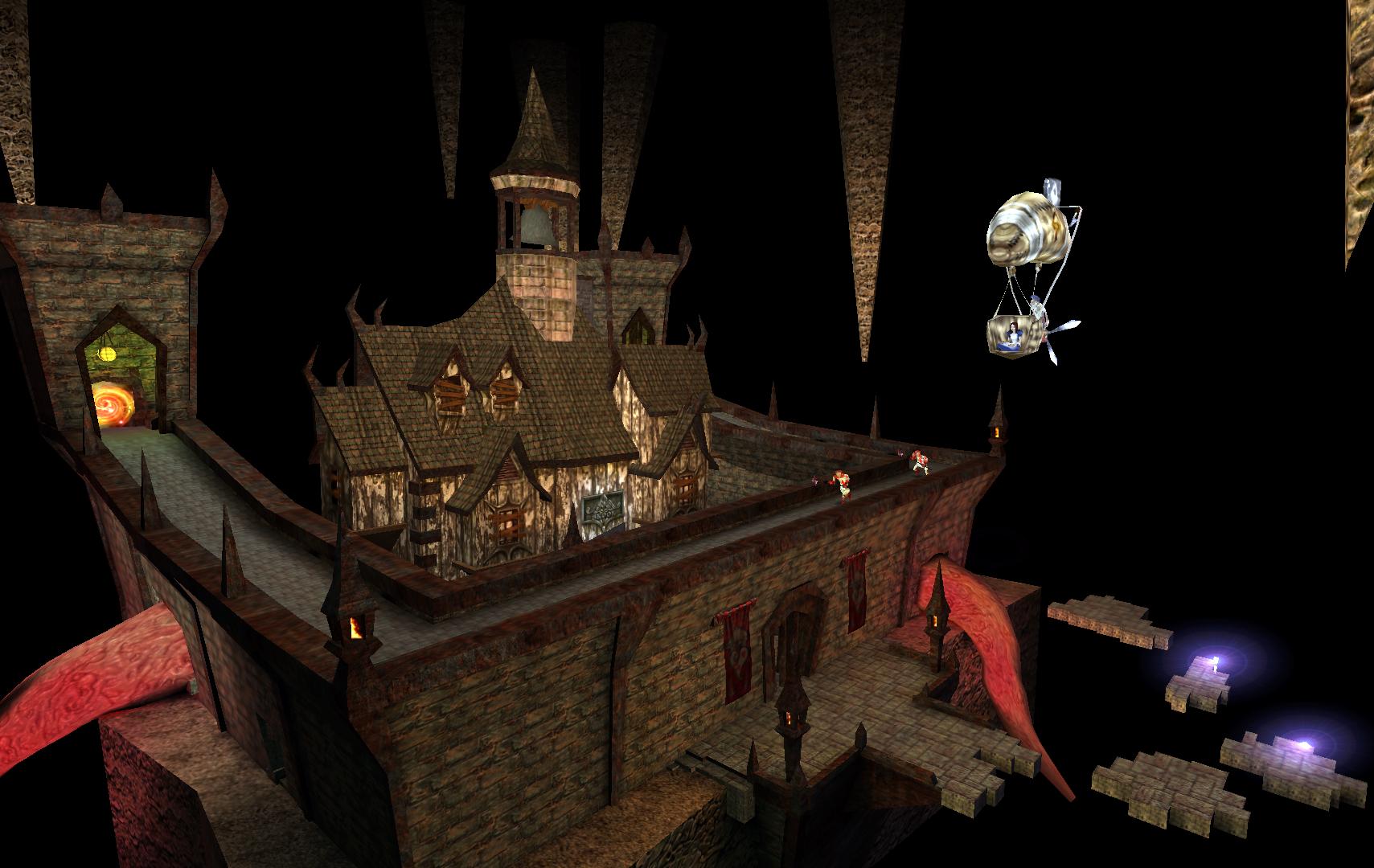 Fortress of Doors walkthrough & Walkthrough:Fortress of Doors (sub-level) | Alice Wiki | FANDOM ...