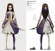 Chaos dress variant two concept