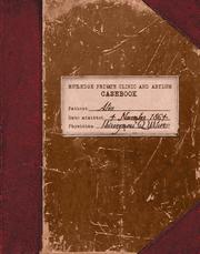 Casebook cover