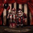 Tweedle clowns