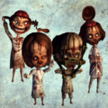 Insane Children render