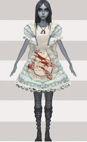 Wand dress