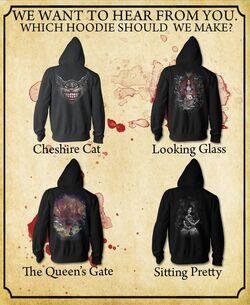 Hoodie merchandise