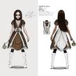 DeathTime dress concept