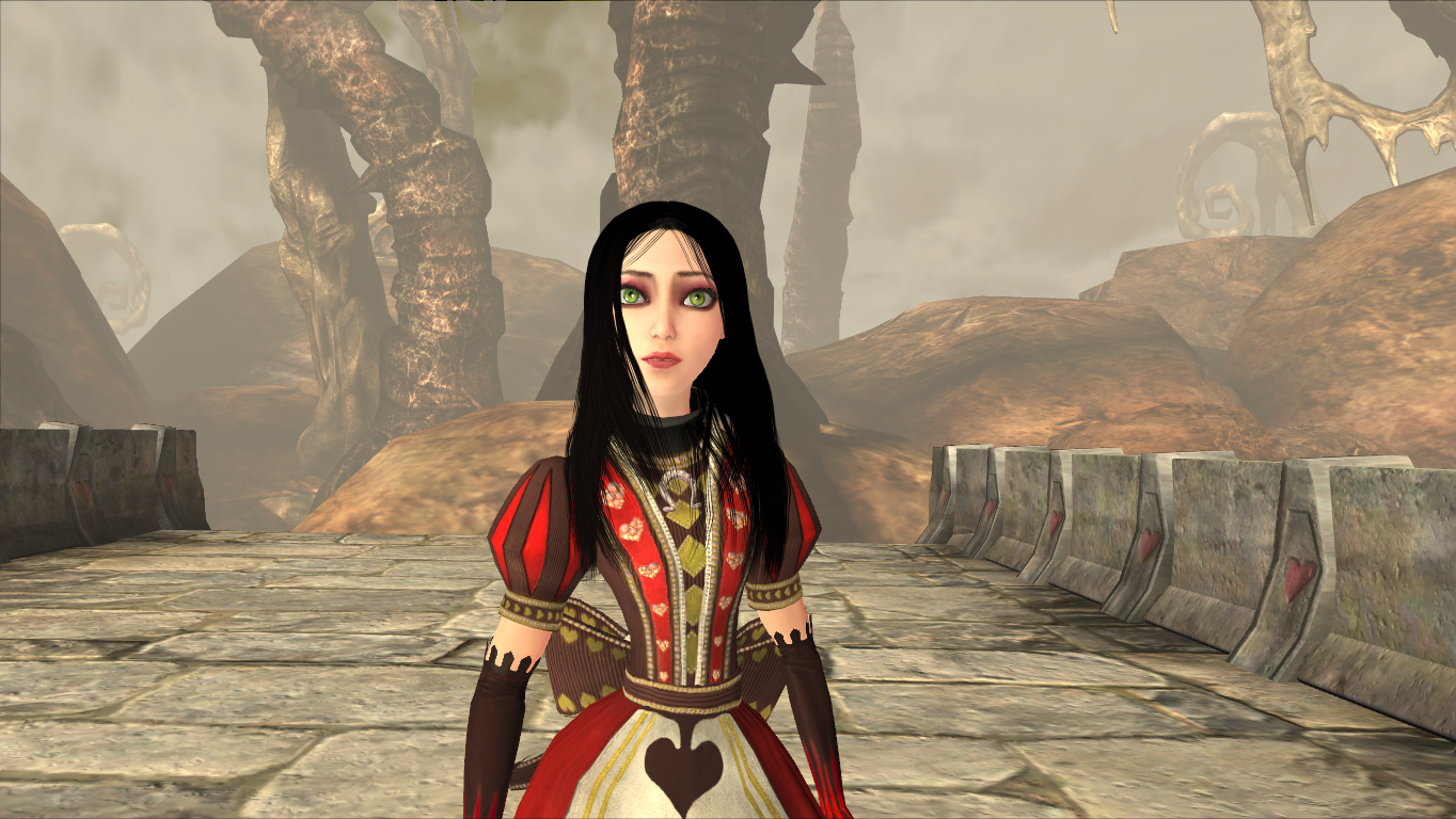 Alice Madness Returns Walkthrough Chapter 2 queensland   alice wiki   fandom