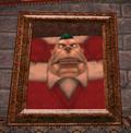 Tweedle portrait