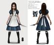 Asylum Classic Dress