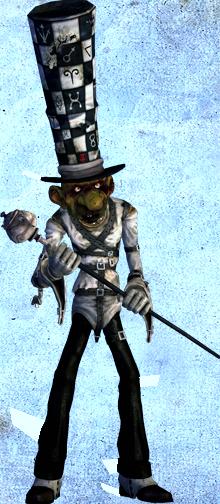 Mad Hatter AMR