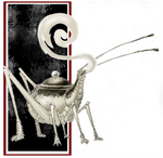 Grasshopper tea concept art