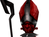 Red Bishop