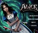 Alice: Madness Returns Storybook