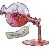 Drink Me potion icon