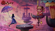 Alice pink land