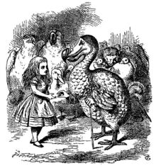 Alice with Dodo