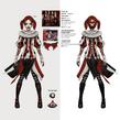 Circus dress concept