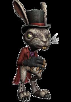 AMR Rabbit render