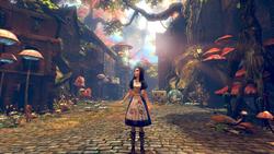 Alice in Londerland