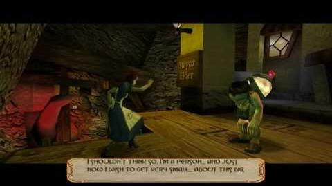 American McGee's Alice Gameplay (PC HD)