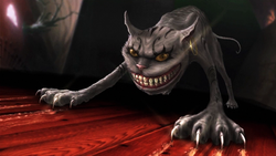 Cheshire Cat trailer