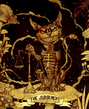 Tarot Cheshire Cat The Judgement