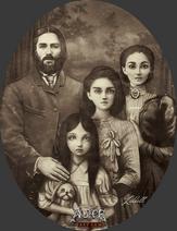 Asylum Liddell portrait